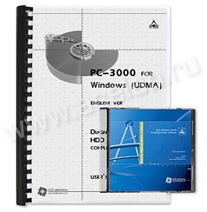 Восстановление информации с помощью PC-3000 for Windows UDMA