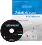 Обновление Data Extractor Express до Data Extractor Express RAID Edition